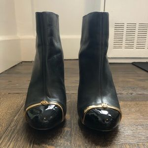 Tory Burch High-Heeled Ankle Booties